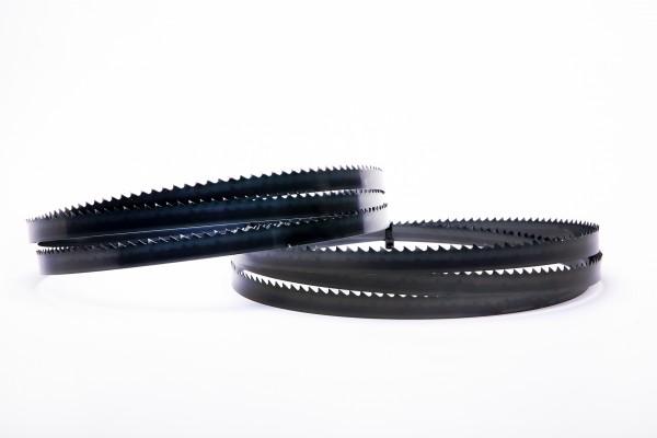2er SET Encut Hochleistungs-Bandsägeblatt 1425 x 10 x 0,65mm, 6 ZpZ Werkzeugstahl HSS