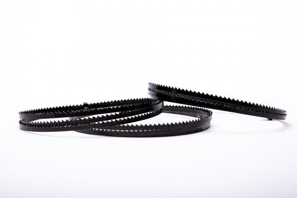 3er SET Encut Hochleistungs-Bandsägeblatt 1400 x 6 x 0,65mm, 6 ZpZ Werkzeugstahl