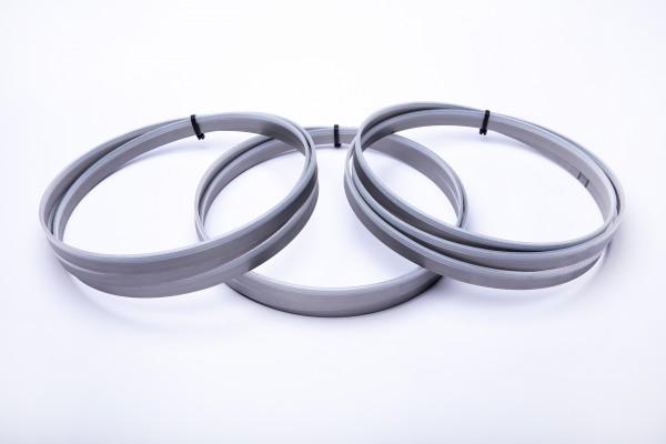 3er SET Encut Hochleistungs-Bandsägeblatt 2480 x 27 x 0,9mm, 6-10 ZpZ Bimetall M42